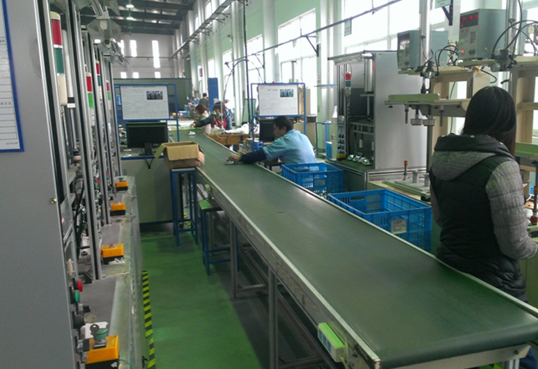 Leakage Inspection and Assembly Production Line