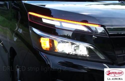 Daytime Running Light Strip LED