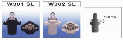 W301 SL / W302 SL