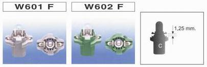 W601 F / W602 F